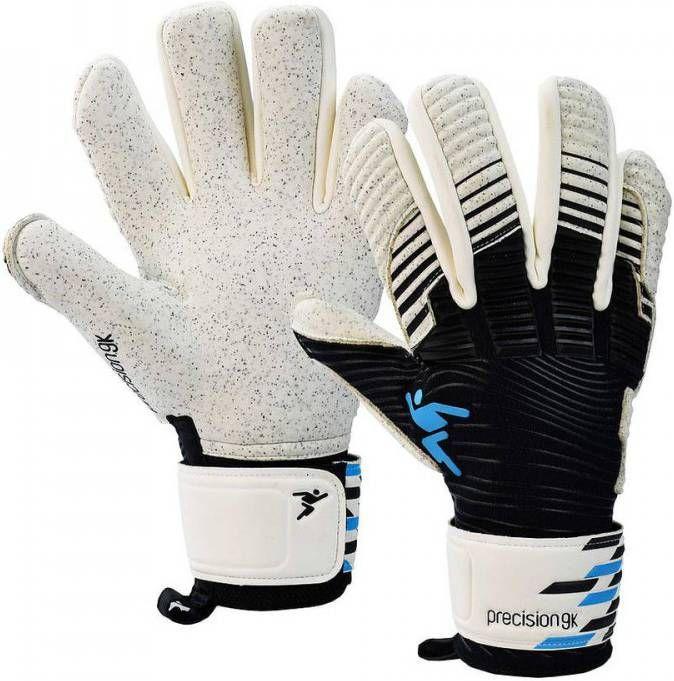 Precision Keepershandschoenen Elite Quartz Zwart/grijs Maat 8 online kopen