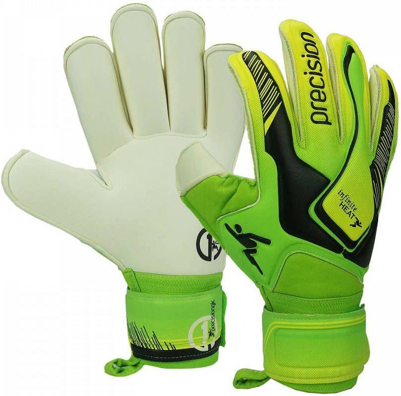 Merkloos Precision Keepershandschoenen Groen Maat 9 online kopen