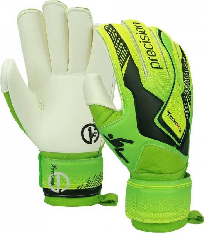 Precision Keepershandschoenen Heat On Ii Groen Maat 8 online kopen