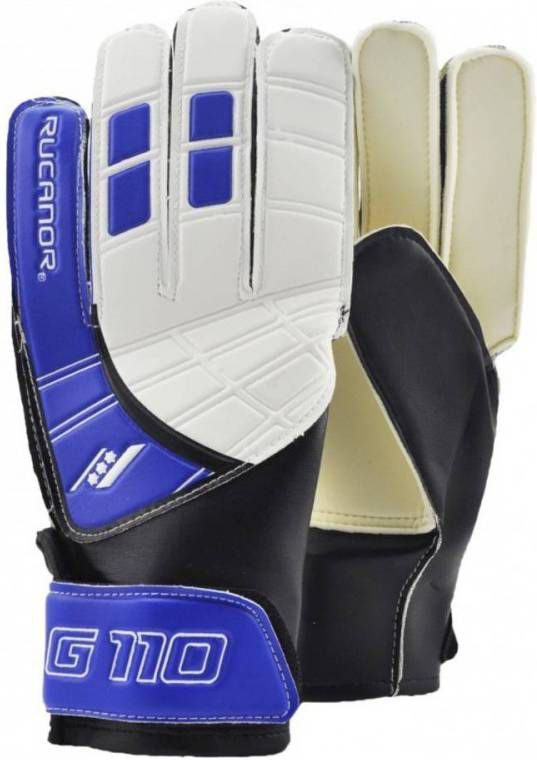Rucanor Keepershandschoenen G110 Blauw/wit Maat 8 online kopen