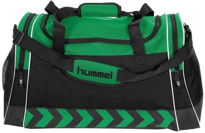 Hummel Luton Bag Groen online kopen