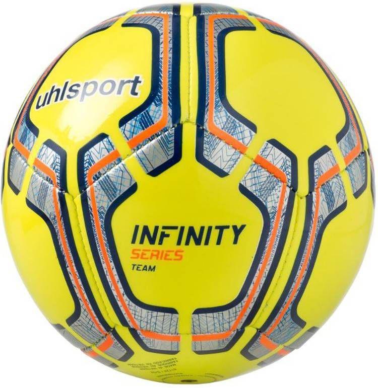 Uhlsport Infinity Team Mini Bal Geel online kopen
