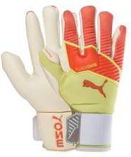 PUMA Keepershandschoenen One Grip 1 Hybrid Rise Oranje/Geel/Wit online kopen