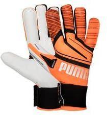 PUMA Keepershandschoenen Ultra Grip 1 Hybrid Chasing Adrenaline Oranje/Zwart/Wit online kopen