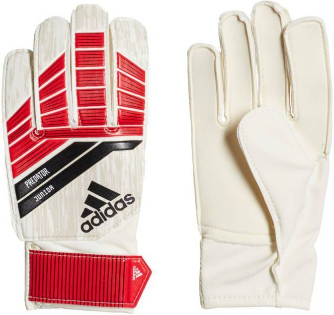 Adidas Predator Junior Keepershandschoenen Reacor Black White online kopen