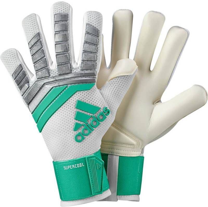Adidas Predator Super Cool Keepershandschoenen Silver Metallic Hire Green online kopen