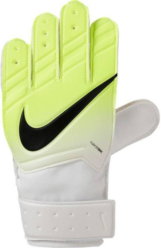 Nike Junior Match Goalkeeper Voetbalhandschoenen kids Wit online kopen