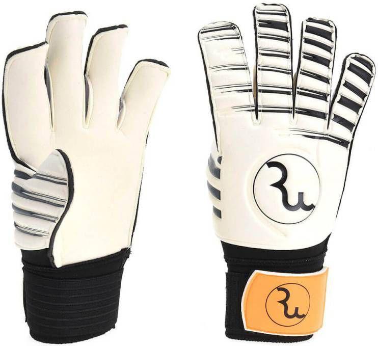 Rwlk keepershandschoenen Premium Hybrid wit/oranje mt 10,5 online kopen