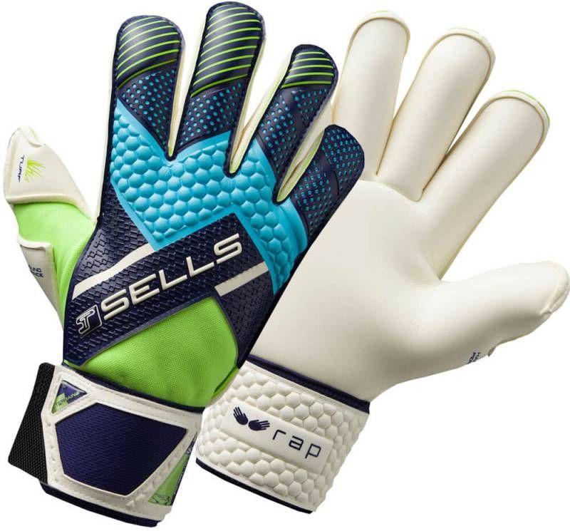 Sells Wrap Pro Terrain Keepershandschoenen Blue Green online kopen