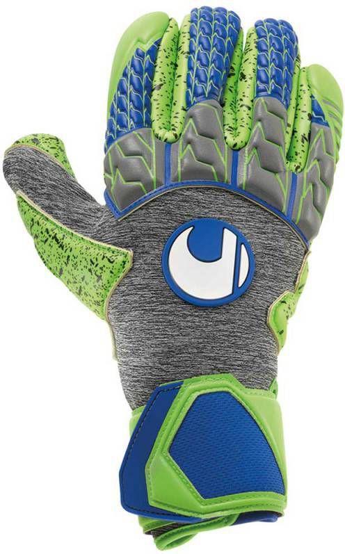 Uhlsport Tensiongreen Supergrip Finger Surround Keepershandschoenen online kopen